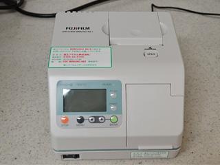 超高感度インフルエンザ検査機器